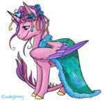 dress friendlystray princess_cadance