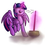broom highres magic princess_twilight rubyw32 sweep_sweep_sweep twilight_sparkle
