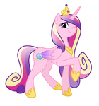 faythx princess_cadance transparent