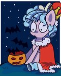 absurdres bat costume cozy_glow highres lunawoonanight pumpkin