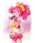 equestria_girls humanized ice_cream jumblehorse pinkie_pie