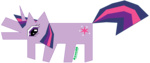 axemgr barking_dog keith_haring twilight_sparkle
