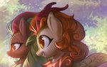autumn_blaze background_ponies highres kirin mirroredsea