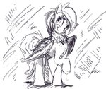 highres rainbow_dash sketch thefloatingtree