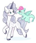 cuteosphere dragon g2 generation_leap princess_silver_swirl