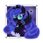 filly highres methos-diw nightmare_moon princess_luna