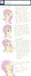 anime ask askumfluttershy fluttershy wall_of_text