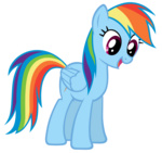 highres mrlolcats17 rainbow_dash transparent vector