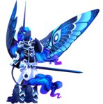 anthro classical_unicorn frogbians highres princess_luna sword weapon