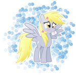 brandyfriend5432 bubble derpy_hooves highres mail transparent