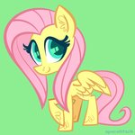fluttershy spacekitsch