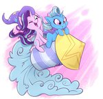midnightpremiere rocket starlight_glimmer the_great_and_powerful_trixie