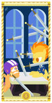highres janeesper scootaloo spitfire sword tarot weapon