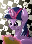 behind-space checkers checklist clipboard highres magic twilight_sparkle