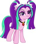 aria_blaze cloudyglow equestria_girls highres ponified vector