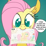 angel ask drawing fluttershy fluttershyreplies ponett rainbow_dash sun_with_sunglasses