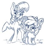 absurdres apple_bloom dilarus highres princess_twilight twilight_sparkle