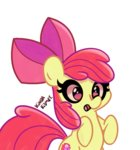 apple_bloom highres kindakismet