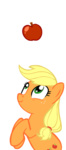 animated applejack naroclie