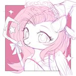 fluttershy hat highres leafywind witch