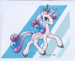 andpie grown_up princess_flurry_heart traditional_art