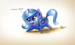 filly princess_luna theflyingmagpie woona