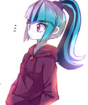 caibaoreturn equestria_girls humanized sonata_dusk
