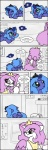 comic filly glasses huge_jerk jukashi magic princess_celestia princess_luna young