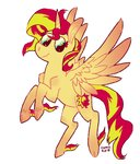 alicorn comickit sunset_shimmer
