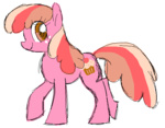 cheap_recolors cupcake_(pony) mspaint needsmoarg4 redesign