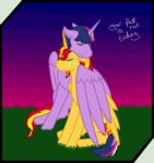 pipirii princess_twilight shipping sunlight sunset_shimmer twilight_sparkle