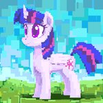 docwario highres princess_twilight twilight_sparkle