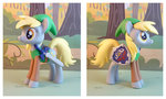 costume derpy_hooves krowzivitch photo sculpture shield sword the_legend_of_zelda weapon