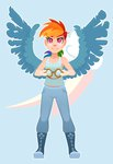 gor1ck humanized rainbow_dash
