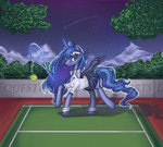magic princess_luna shirt shiwizilla skirt tennis tennis_racquet watermark