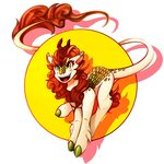 autumn_blaze highres kirin mrwh0ever