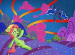 bio-999 dream highres princess_luna tree_hugger