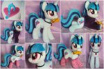 buttercupbabyppg highres hoodie photo plushie socks sonata_dusk taco the_dazzlings toy
