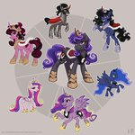fusion highres king_sombra kp-shadowsquirrel princess_cadance princess_luna
