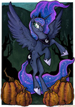 princess_luna pumpkin reaperfox