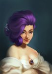 foxberry highres humanized rarity