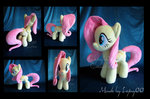 fluttershy highres lefay00 photo plushie toy