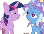 aosion princess_twilight the_great_and_powerful_trixie twilight_sparkle