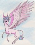 bambisparanoia princess_flurry_heart traditional_art