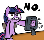 computer looking_at_the_place_which_shall_not_be_named reaction_image tess twilight_sparkle