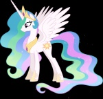 artist_unknown highres princess_celestia transparent vector
