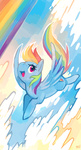 purplekecleon rainbow_dash