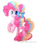 pinkie_pie rainbow_power scarlet-spectrum