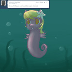 amnestyamongus ask asklilypony lily_valley seaponies