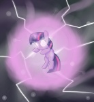 artist_unknown filly magic magic_overload twilight_sparkle